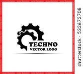 gear logo icon vector...