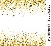 abstract pattern of random... | Shutterstock .eps vector #532681516
