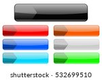 menu buttons. colored set of... | Shutterstock .eps vector #532699510