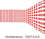 halftone backround | Shutterstock .eps vector #53271115