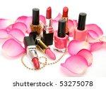 decorative cosmetics | Shutterstock . vector #53275078