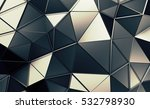abstract 3d rendering of... | Shutterstock . vector #532798930