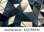 abstract 3d rendering of... | Shutterstock . vector #532798930