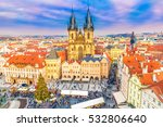 Panoramic View Over Old Town...