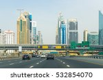dubai  uae   november 25  2016  ... | Shutterstock . vector #532854070