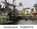 Wrecked Ship