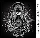 Artwork Of Unconventional Jesu...