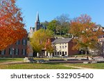 Harpers Ferry Historic Town In...