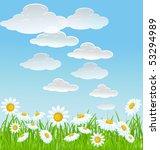 vector summer.   Shutterstock .eps vector #53294989