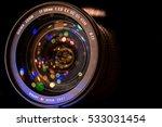 aosta  italy 08 12 2016  ...   Shutterstock . vector #533031454