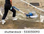 exterior concrete floor... | Shutterstock . vector #533050093