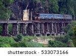The Death Railways Route Of...