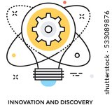 innovative vector icon | Shutterstock .eps vector #533089876