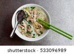 pho ga  vietnamese chicken rice ...