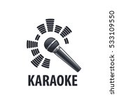 karaoke logo vector | Shutterstock .eps vector #533109550