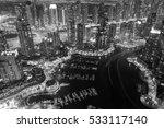 Evening View On Dubai Marina...