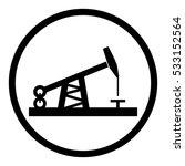 oil pump icon