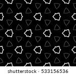 vector seamless pattern. modern ... | Shutterstock .eps vector #533156536