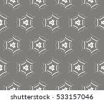 vector seamless pattern. modern ... | Shutterstock .eps vector #533157046