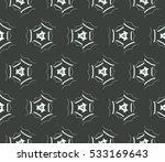 vector seamless pattern. modern ... | Shutterstock .eps vector #533169643