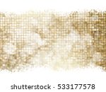gold christmas background with... | Shutterstock .eps vector #533177578