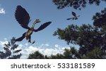 Archaeopteryx Birds Dinosaurs...