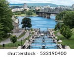 Rideau Canal And The Ottawa...