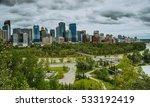 calgary alberta  canada 6 july... | Shutterstock . vector #533192419