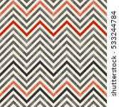 seamless abstract pattern with  ... | Shutterstock .eps vector #533244784