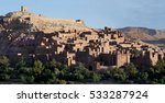 The Fortified Ksar Of Ait...