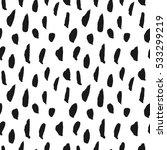 decorative seamless pattern... | Shutterstock . vector #533299219