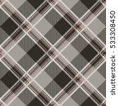 tartan seamless vector patterns ... | Shutterstock .eps vector #533308450