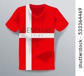 Denmark Shirt   National Shirt...