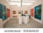 usa  florida  miami beach ... | Shutterstock . vector #533364610