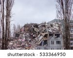 Demolition Of Buildings In...