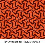 geometric shape abstract vector ... | Shutterstock .eps vector #533390416