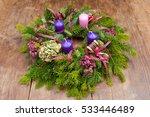 Christmas Wreath Advent Wreath...