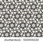 vector seamless pattern. modern ...   Shutterstock .eps vector #533454220