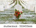 Headstone In Arlington National ...