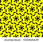 abstract seamless pattern.... | Shutterstock .eps vector #533464639