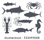 sea life. fish | Shutterstock .eps vector #533495008