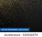 vector golden glitter wave... | Shutterstock .eps vector #533526574