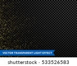shimmering magic glow of... | Shutterstock .eps vector #533526583