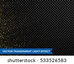 shimmering magic glow of...   Shutterstock .eps vector #533526583