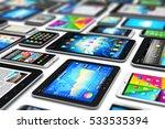 mobility digital wireless... | Shutterstock . vector #533535394