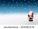 christmas decoration holiday... | Shutterstock . vector #533582578
