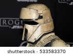 a shoretrooper at the world... | Shutterstock . vector #533583370