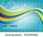 eps10 vector layout | Shutterstock .eps vector #53359960