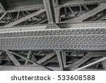 Gray Steel Construction With...