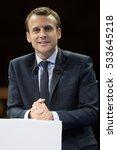 paris  france   december 10 ...   Shutterstock . vector #533645218